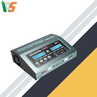 SKYRC D400 Ultimate Duo 400W ACDC Balance Charger Discharger