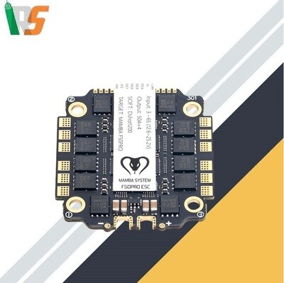 MAMBA F50PRO DSHOT1200 4IN1 ESC 50A 6S