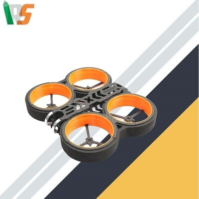 DIATONE MXC TAYCAN DUCT 3 INCH CINEWHOOP FPV FRAME