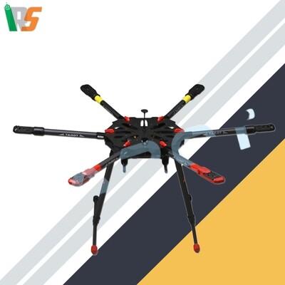 TAROT X6 Hex-Copter FPV Kit TL6X001