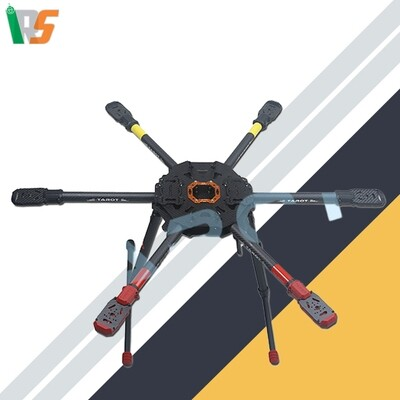 Tarot 810 Sport Hex-copter foldable frame TL810S01