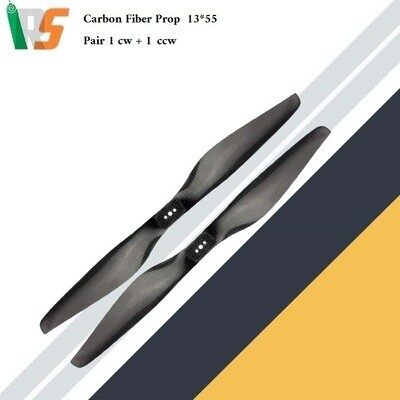 Carbon Fiber Prop 13*5.5 pair ( CW + CCW )