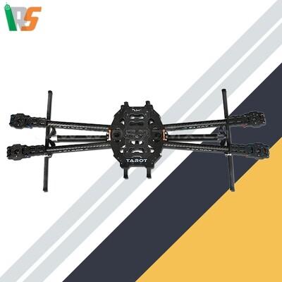 IRON MAN 650 Foldable Quad-copter Frame TL65B01