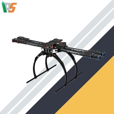 IRON MAN 650 Foldable Quad-copter Frame (plastic landing skid) TL65B02