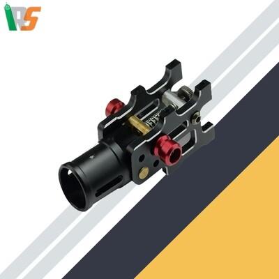 Z16 CNC aluminium folding arms