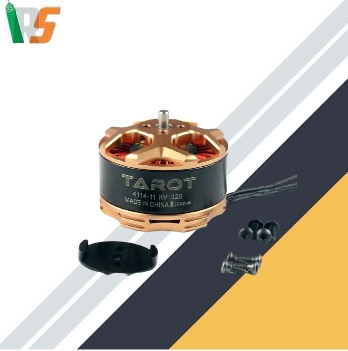 Tarot 4114/320KV Brushless Motor Brown (TL100B08-02)