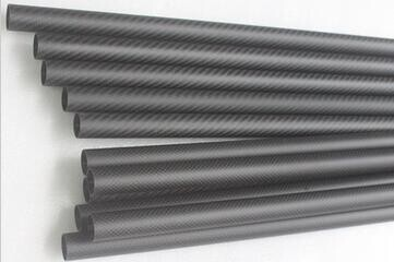 3K Plain Carbon Fiber Tubes 30mm*28mm*1000mm