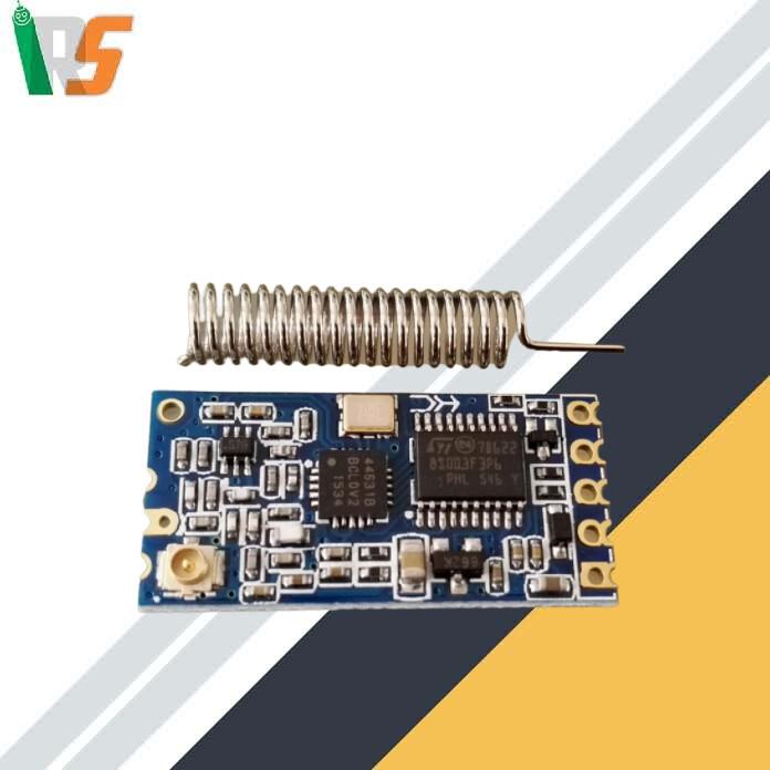 Huicheng HC-12 SI4463 wireless single-chip