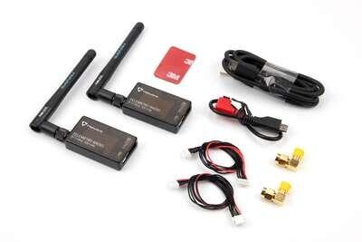 Pixhank MINI & Micro M8N&PM06 V02 & Transceiver Telemetry Radio-V3 915(MHz)