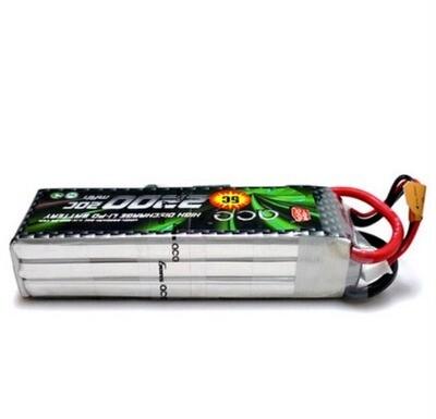 Tattu ACE 2200mAh 25C 11.1V 3S1P Lipo Battery Pack drone battery