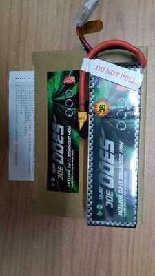 ACE 5300mAh 30C 11.1V 3S1P