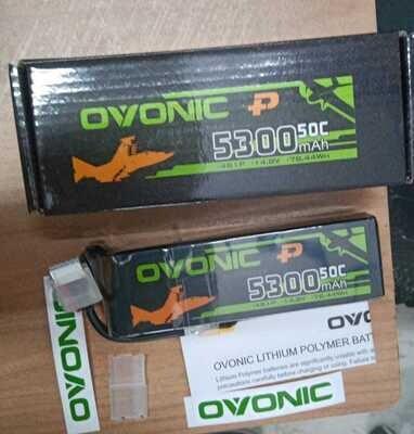 Ovonic ZO-50C-5300-4S1P-T/xt60
