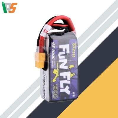 TATTU FUNFLY 1300mAh 100C 14.8V 4S1P