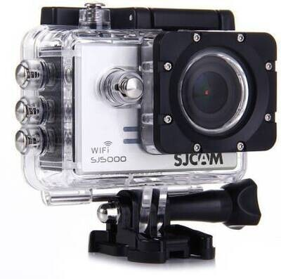 SJ5000  WIFI Action Cam