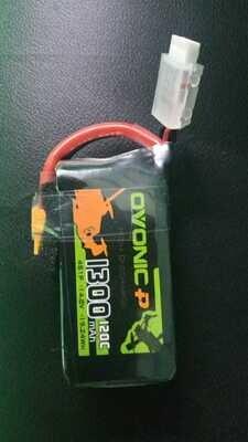 Ovonic ZO-120C-1300-4S1P-XT60