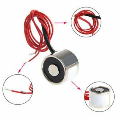 NX-P20/15 3Kg DC 12v Solenoid Electro Holding Magnet
