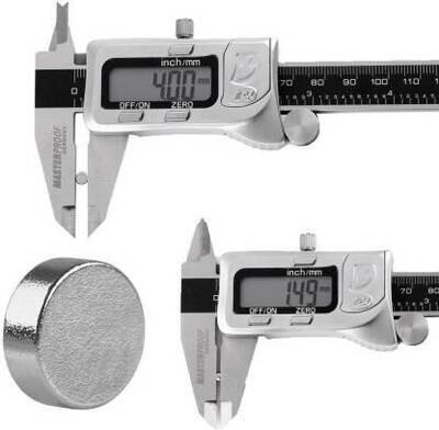 4mm x 1.5mm Neodymium Magnets pack of 10pc