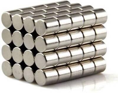 4mm x 4mm Neodymium Magnets