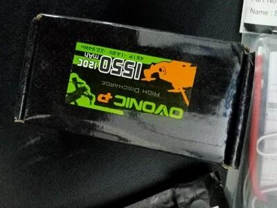 Ovonic ZO-120C-1550-4S1P-XT60