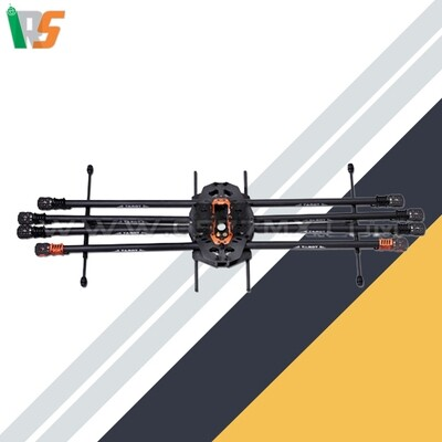 TL15T00 Tarot T15 Folding 8 axis Carbon Fiber Frame