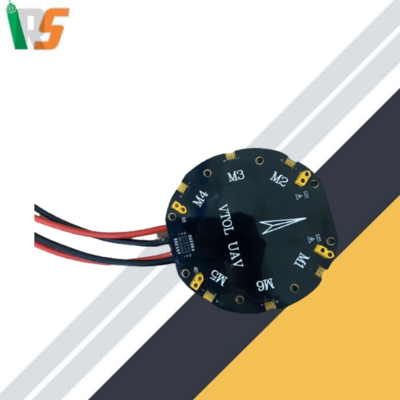 6 Axis 480A Power distribution board 12s