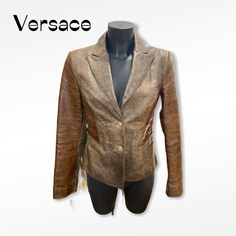 Giacca Versace