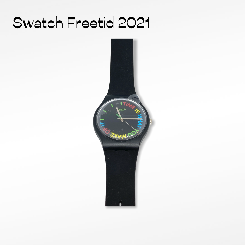 Swatch Freetid 2021