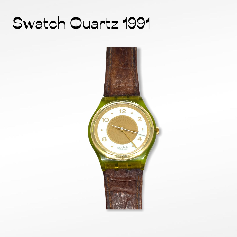 Swatch Quarzo 1991