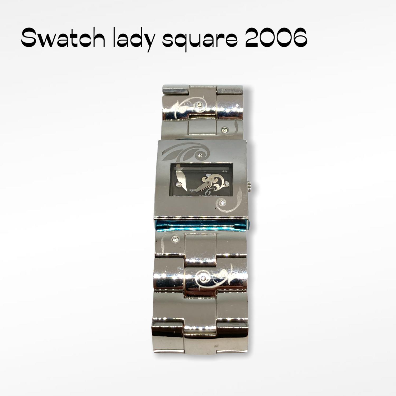 Swatch lady square 2006
