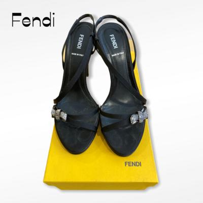 Diagonal strap Fendi