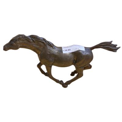 Cavallo in ottone