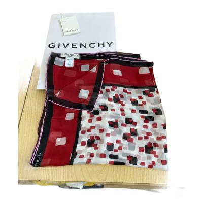 Sciarpa seta Givenchy
