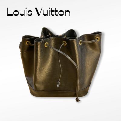 Louis Vuitton epi noé sacco