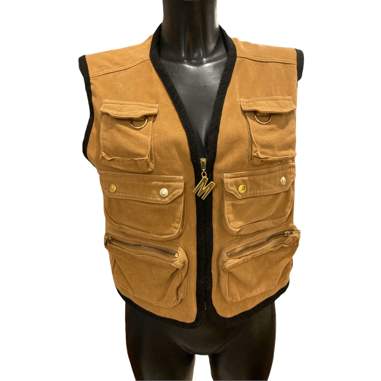 Gillet Moschino Jeans