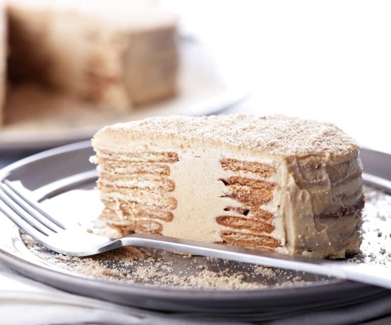 Gâteau biscuité maison