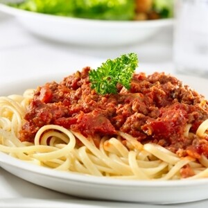 Spaghetti Bolognaise enfant