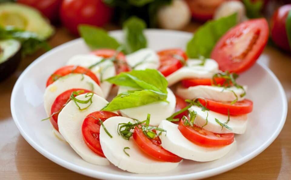 Tomates & Mozzarella