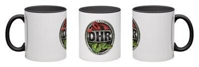 DHR Mug! 11 oz - Black