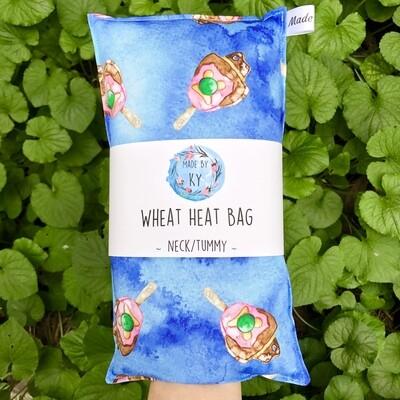Bob - Wheat Heat Bag - Regular Size