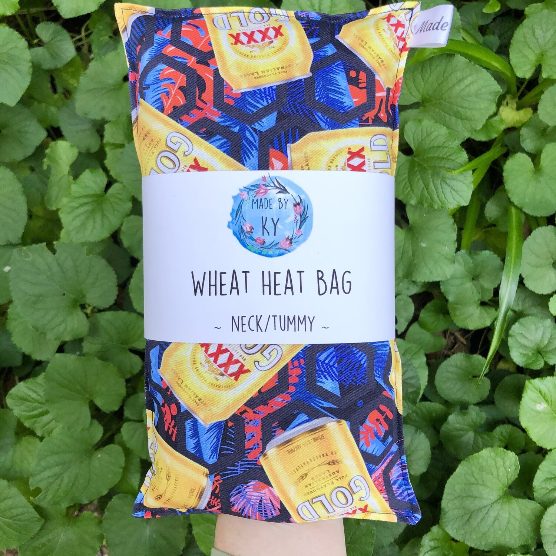 XXXX - Wheat Heat Bag - Regular Size