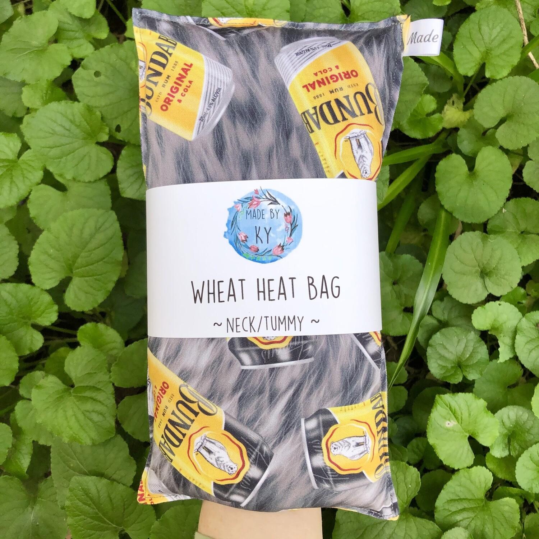 Rum - Wheat Heat Bag - Regular Size