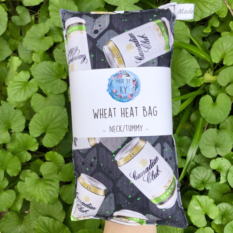 The Club - Wheat Heat Bag - Regular Size