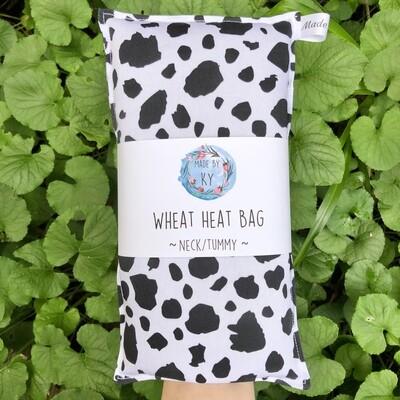 Dalmatian - Wheat Heat Bag - Regular Size