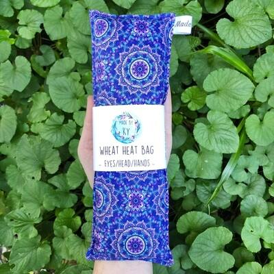 Mandalas - Wheat Heat Bag - Mini Size