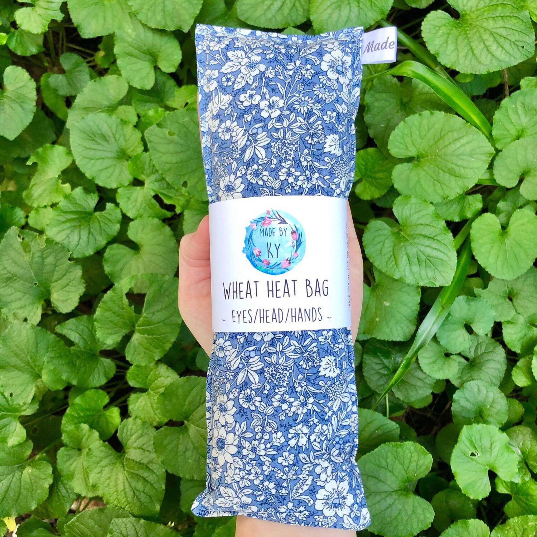 Hamptons Garden - Wheat Heat Bag - Mini Size