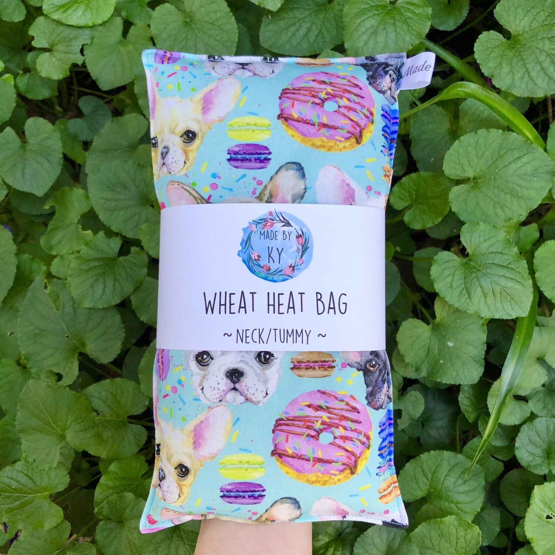 Sweet Frenchies - Wheat Heat Bag - Regular Size