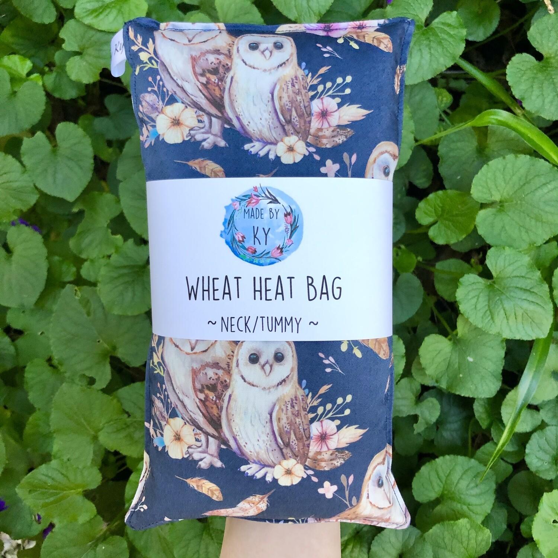 Little Owls - Wheat Heat Bag - Regular Size