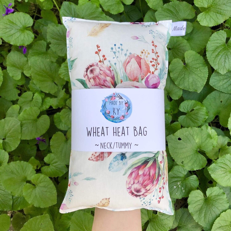 Classic Proteas - Wheat Heat Bag - Regular Size
