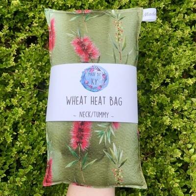 Callistemon - Wheat Heat Bag - Regular Size