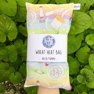 IVF Rainbow - Wheat Heat Bag - Regular Size